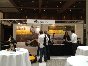 Clearpath at the Booth