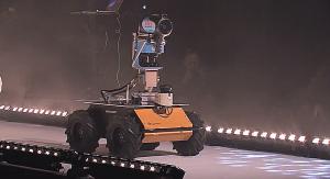 Gasbot on the Catwalk