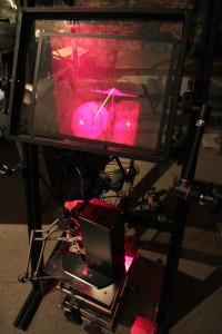 OCAD's Haptic 3D Hologram
