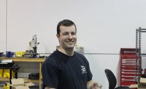 Meet Matt, Mechanical Systems Designer