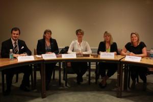 UN Panel Side Event 2014