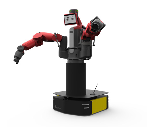 Ridgeback Baxter manipulator integration