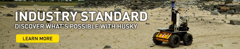 Blog Husky in the Wild industry standard