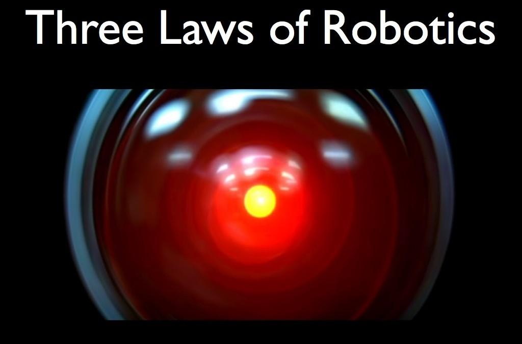 A Fiction Novelist's Impact on Robotics: Isaac Asimov