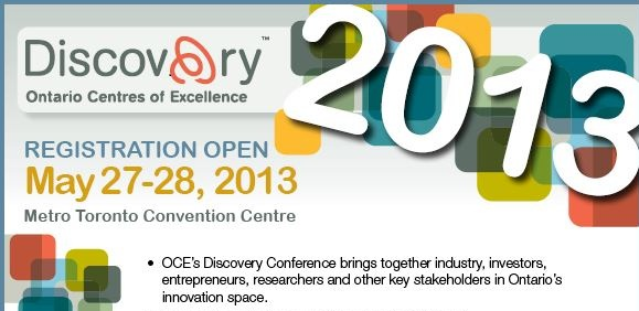 What will you Discover at OCE Discovery?