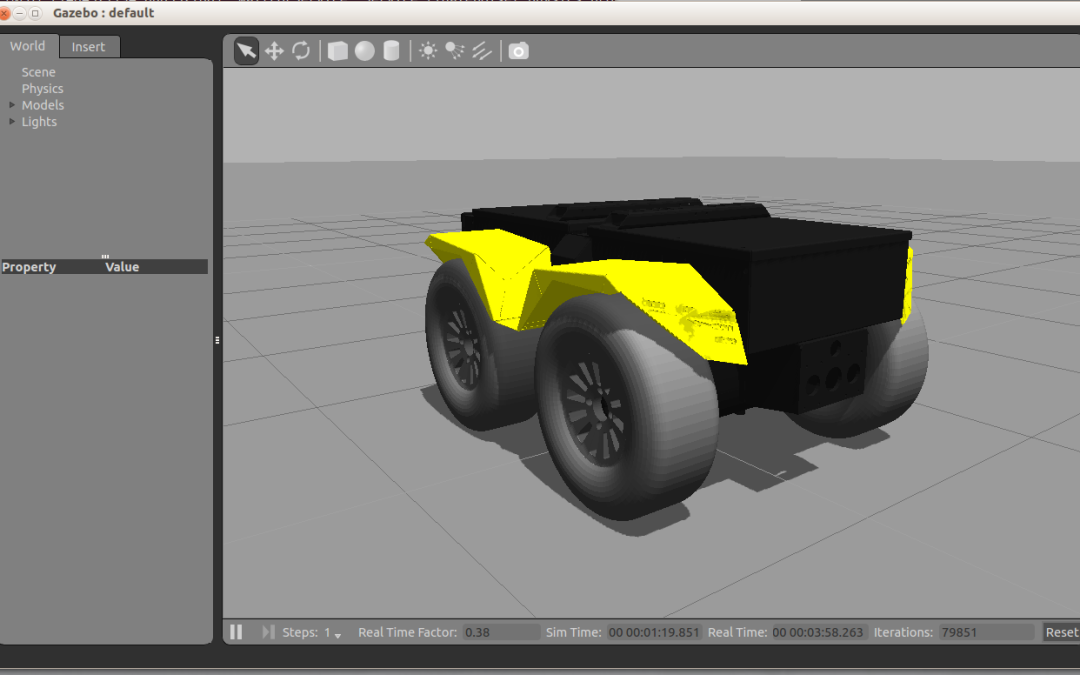 ROS 101: Drive a Grizzly! - Clearpath Robotics