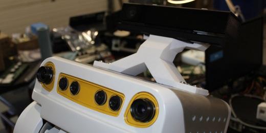 Kinect V2 Backpack for ROS - Clearpath Robotics