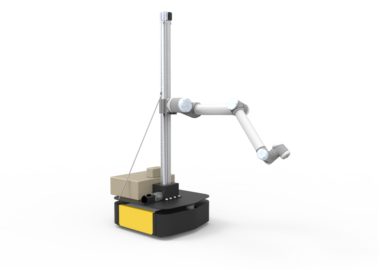 Ridgeback - Omnidirectional mobile manipulation robot
