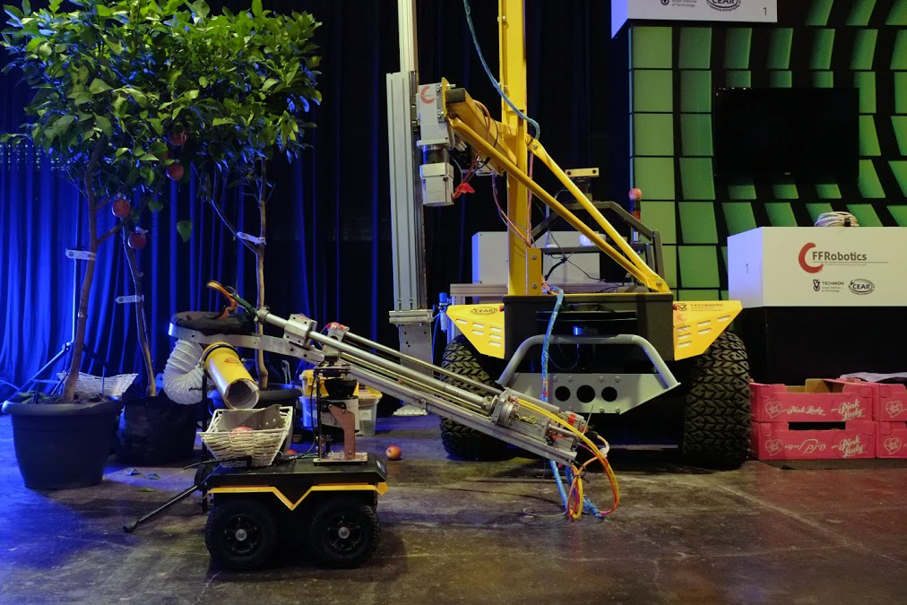 Interview:  The Team Behind The Apple Harvesting Robot